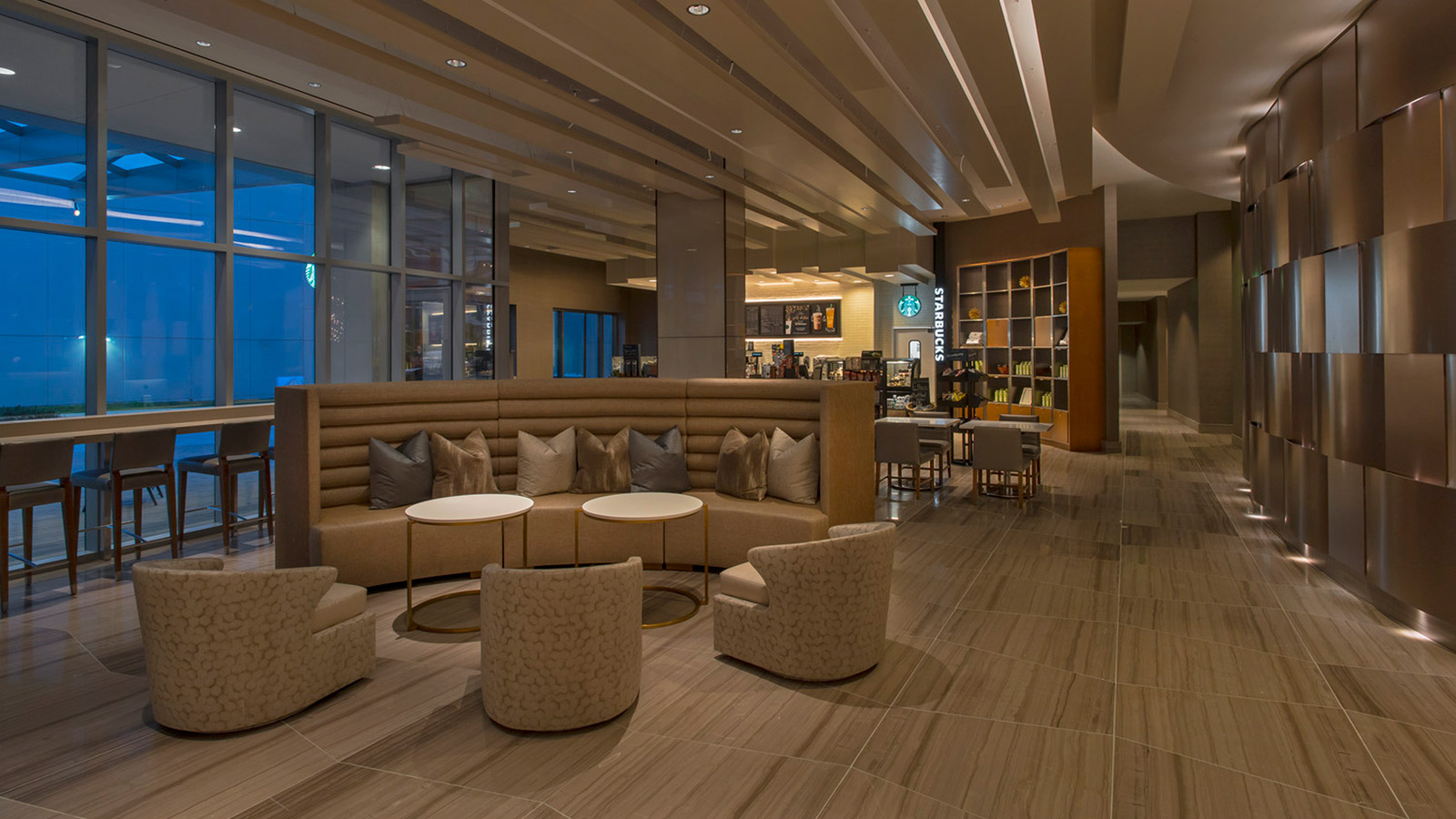 The Westin at The Woodlands -  Starbucks®