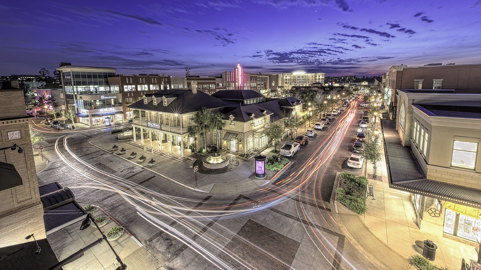 Hotels in The Woodlands TX Market Street