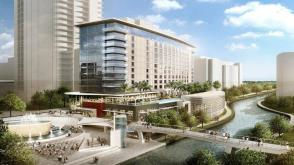 The Westin at The Woodlands | WaterwaySquare Rendering