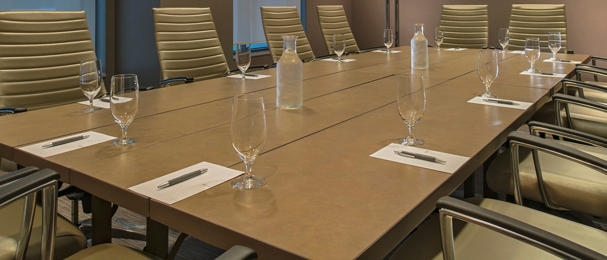 The Woodlands Events - boardroom